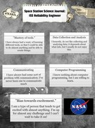 Space Station Science Journal's thumbnail