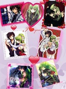 C.C and Lelouch (Code Geass)'s thumbnail