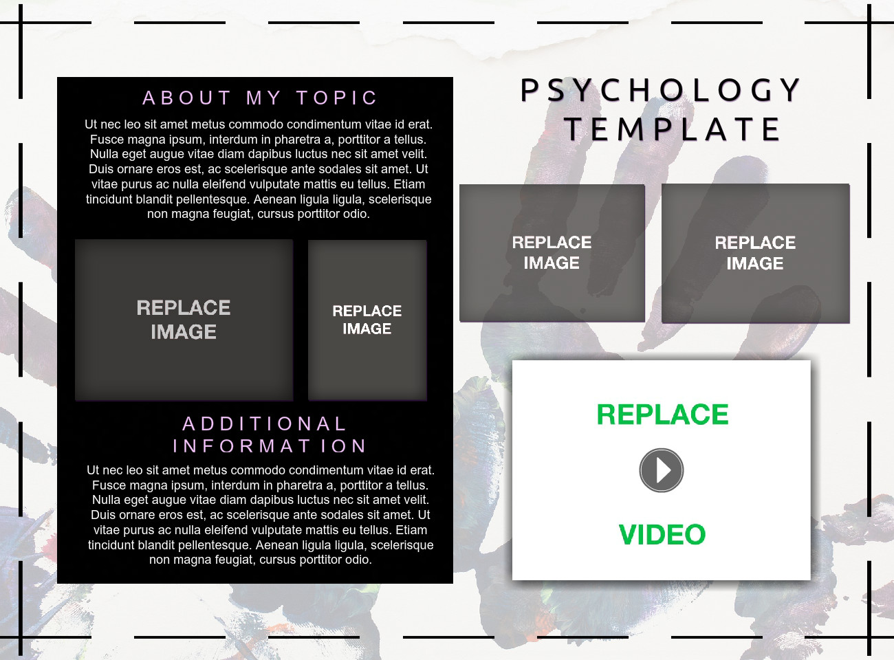 [2012] Mitchell Phelps (Health Period 3 Spring 16): Psychology Template