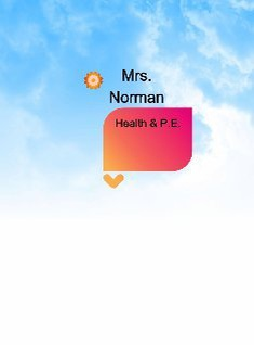 Mrs. Norman