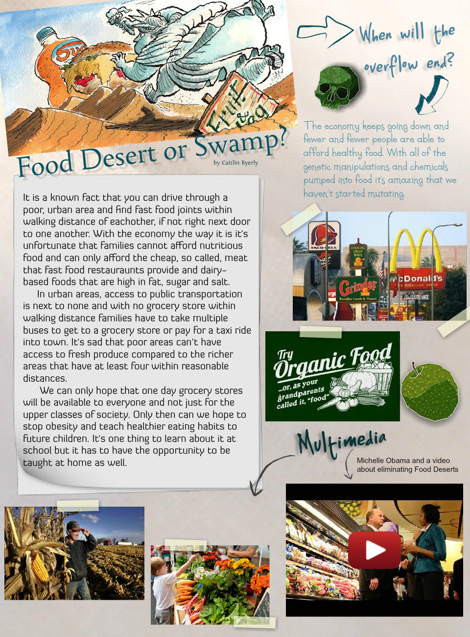 Food Desert or Swamp?