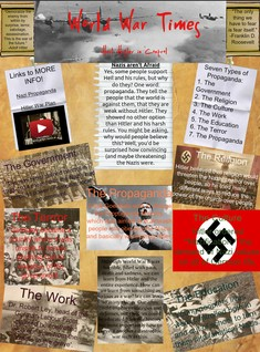 World War Times - Heil Hitler In Control