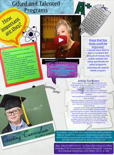 Gifted And Talented Programs