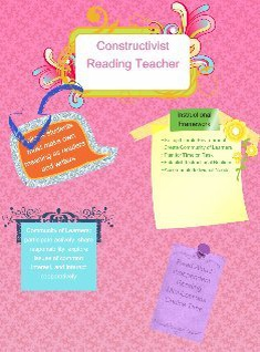 Constructivist Reading Teacher