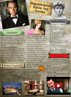 Psychological Profile of Jay Gatsby