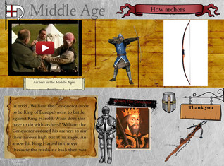 Archers-Middle Ages
